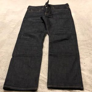 JCrew 770 Jeans S/S Button Fly Jeans 33x30